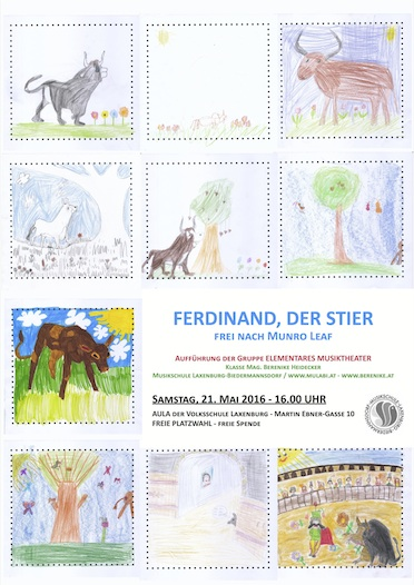 Plakat Ferdinand der Stier_thumb
